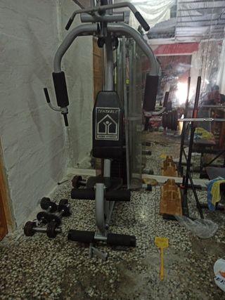 maquina de gimnasio seminueva
