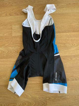 Culotte y maillot Decathlon de manga corta