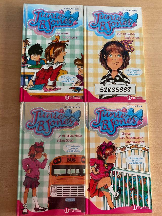 Libros Junie B.Jones