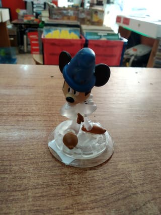 FIGURA DISNEY INFINITY MICKEY CRISTAL