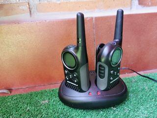 walki talki profesionales Motorola