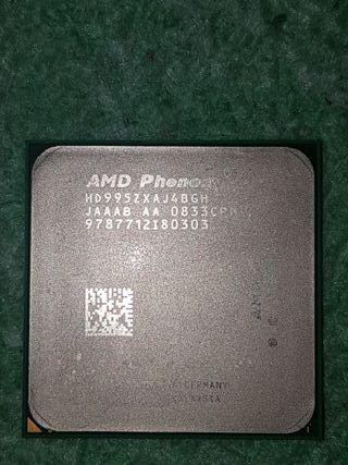 CPU Procesador AMD Phenom Quad Core 9950 BE