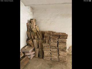 Se vende tejas y ladrillos macizos