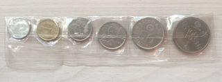 Monedas pesetas mundial 82