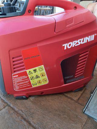 Generador inverter 2000i