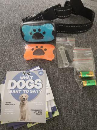 collar de entrenamiento para perros NUEVO