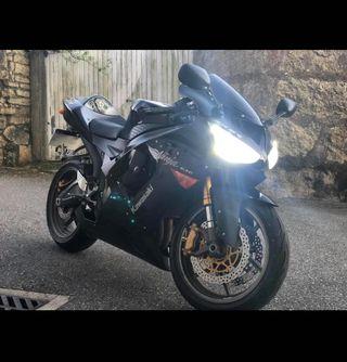 Kawasaki Zx6r 636 último precio