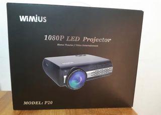 PROYECTOR WIMIUS 1080p