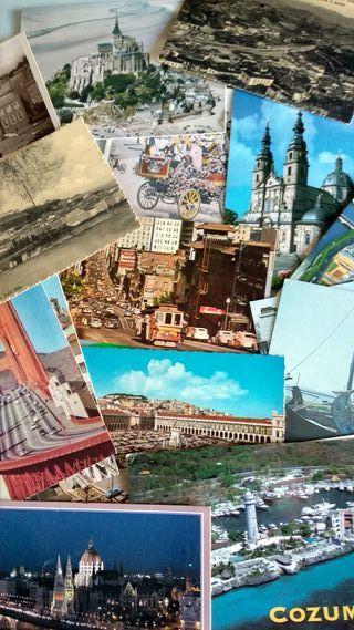 26 postales de ciudades