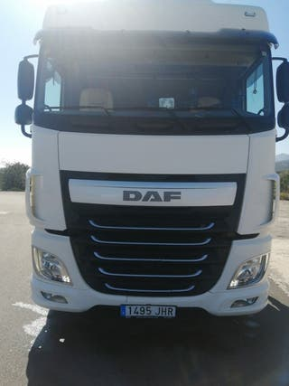 DAF XF460 2015