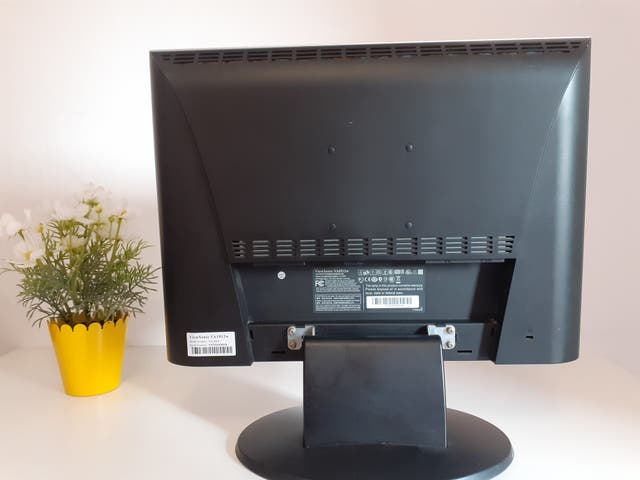 "Monitor LCD ViewSonic Widescreen 19"" Modelo VA1912"
