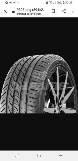 neumáticos 205/55/16