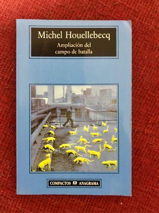 2 libros - Houellebecq y Mailer