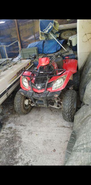quad cuad kimco 250cc