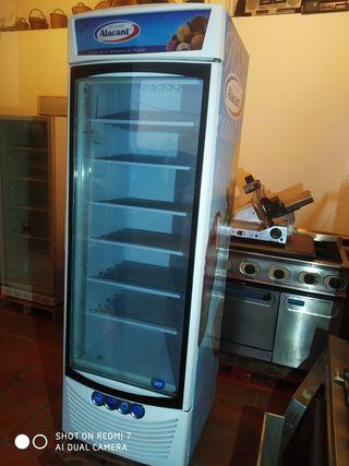 Iarp congelador industrial vertical