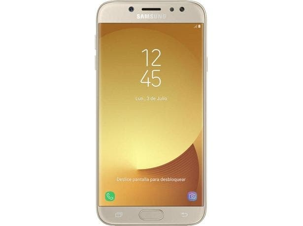 Samsung Galaxy J7 Dual SIM 16 GB Oro