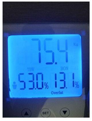 Báscula de Baño casActual tsf 6039(Bathroom Scale)
