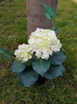 Planta artificial Hortensia interior/exterior