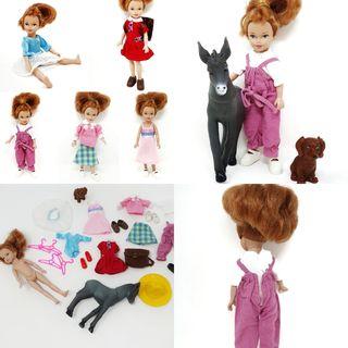 Lote de muñeca Martine de Casterman