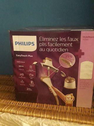 Plancha vertical de vapor Philips