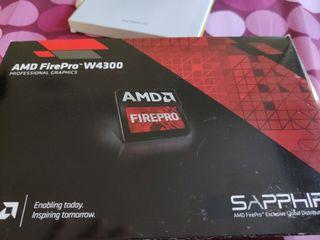 Tarjeta gráfica profesional AMD