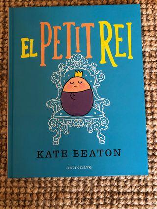 """Cuento ilustrado """"el petit rei"""""""