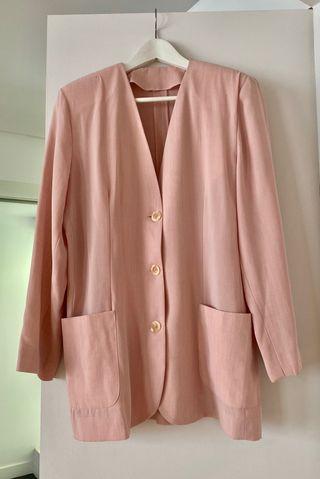 Vintage blazer pret a porter años 80'
