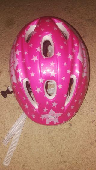 cascos infantiles para bici