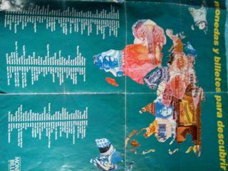 colecciones de monedas extrangeras
