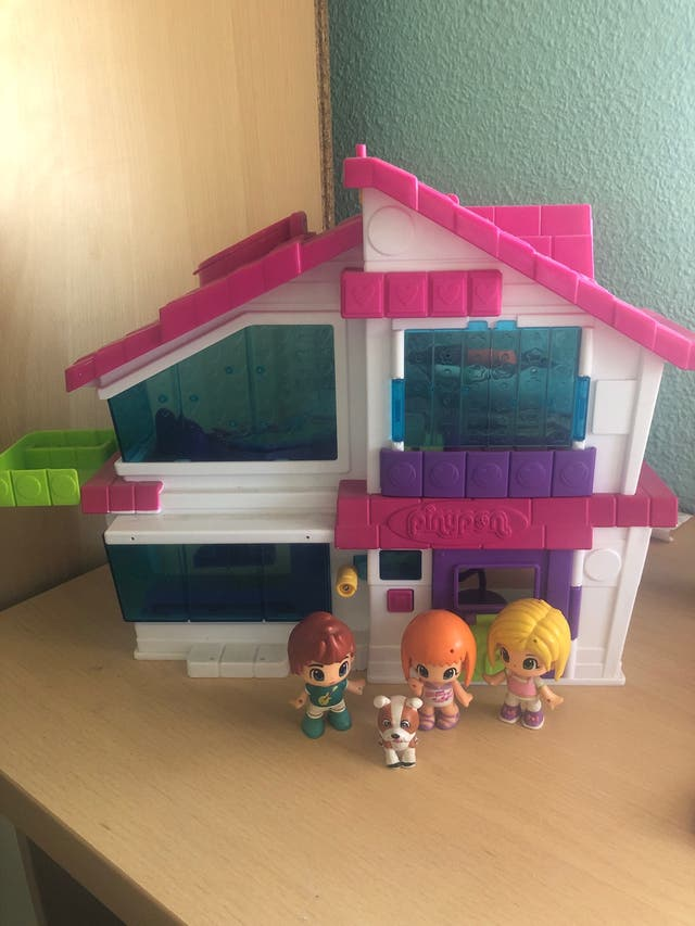 Casa de las pini pon
