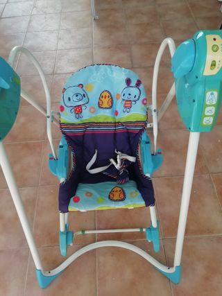 Hamaca-columpio bebé