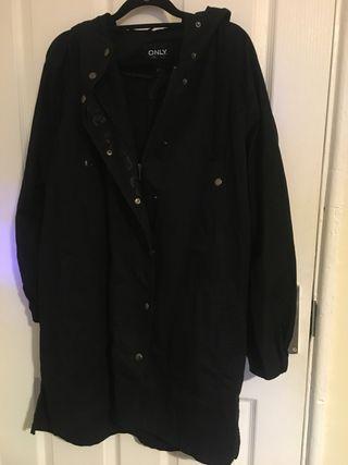 Black ONLY coat