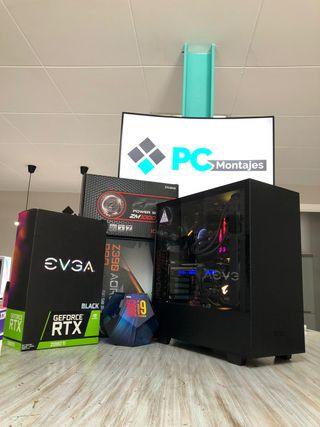 PC Gaming Extremo I9, Z390 Aorus Pro y 2080Ti