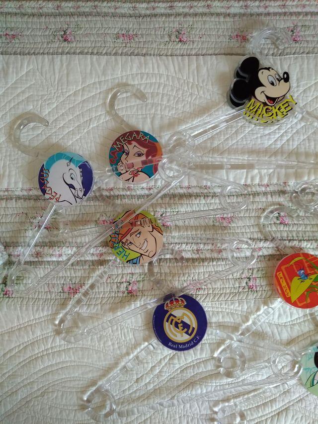 Perchas Disney