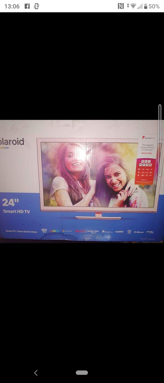 Polaroid smart hd tv