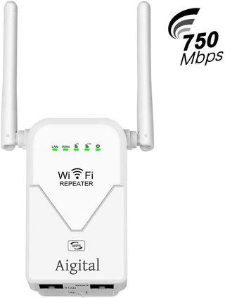 Repetidor de señal WiFi, Amplificador SIN ESTRENAR