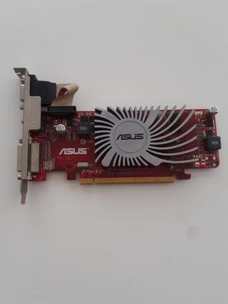 Tarjeta grafica Asus EAH 5450 Silent 1GB