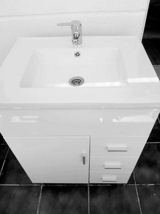 Mueble de baño de segunda mano en WALLAPOP