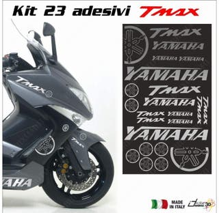Pack 23 pegatinas Plata Tmax 500 01/11