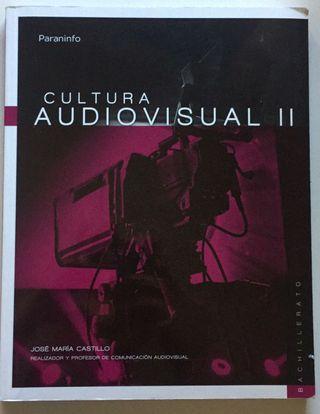 Libro de texto Cultura Audiovisual 2°Bachillerato