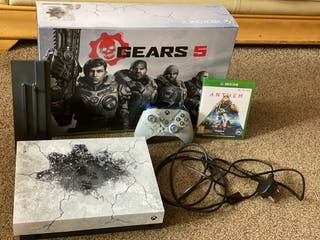 Xbox one x limited edition