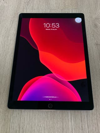 """iPad Pro 12,9"""" 64g WiFi 4G seminuevo"""