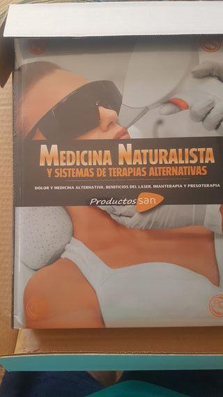 Libros medicina naturalista