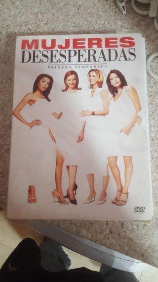mujeres desesperadas 1ra temporada dvd