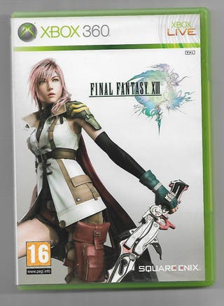 Final Fantasy XIII de Xbox 360