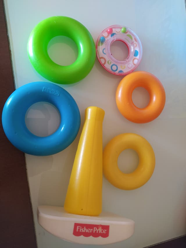 Lote 3 Juguetes Fisher price