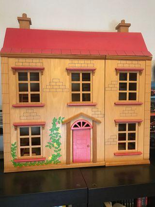 Casa De Muñecas Victoriana De Segunda Mano En Wallapop