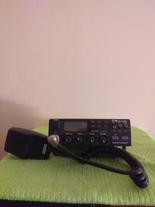 Emisora de radio aficionado marca Midland(ALAN 48)