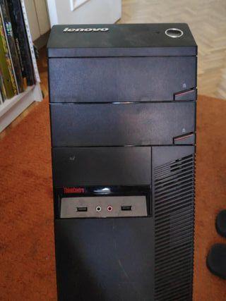 Ordenador PC sobremesa Lenovo