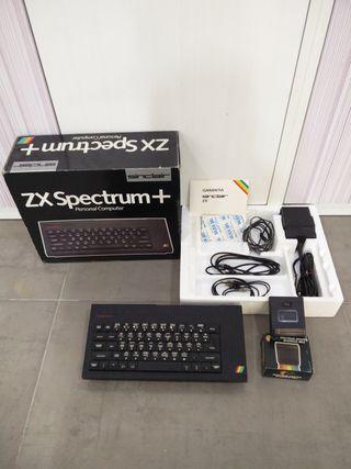 Ordenador Sinclair ZX Spectrum + / Año 1985